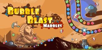 Bubble Blast Marbles