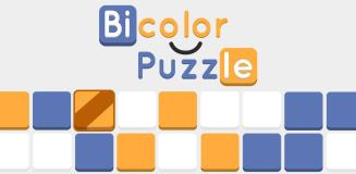 BiColor Puzzle available on Google Play