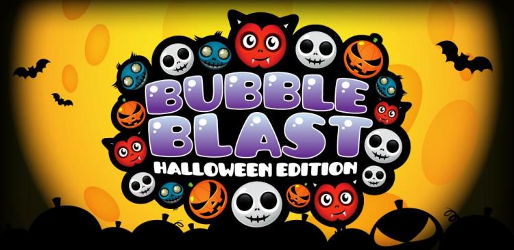 Bubble Blast Halloween