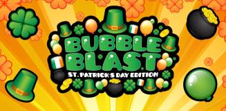 Bubble Blast Saint Patrick