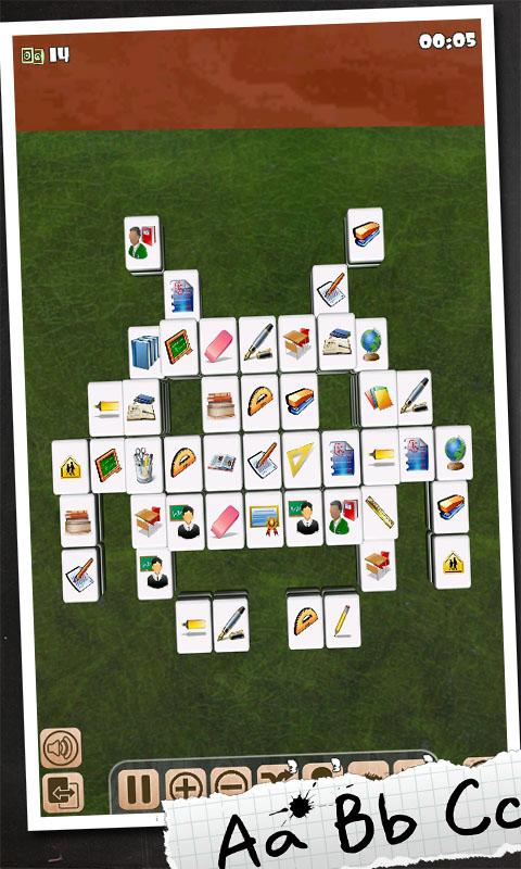 Modular Classroom Quiz ~ Mahjong classroom available on android iphone ipad