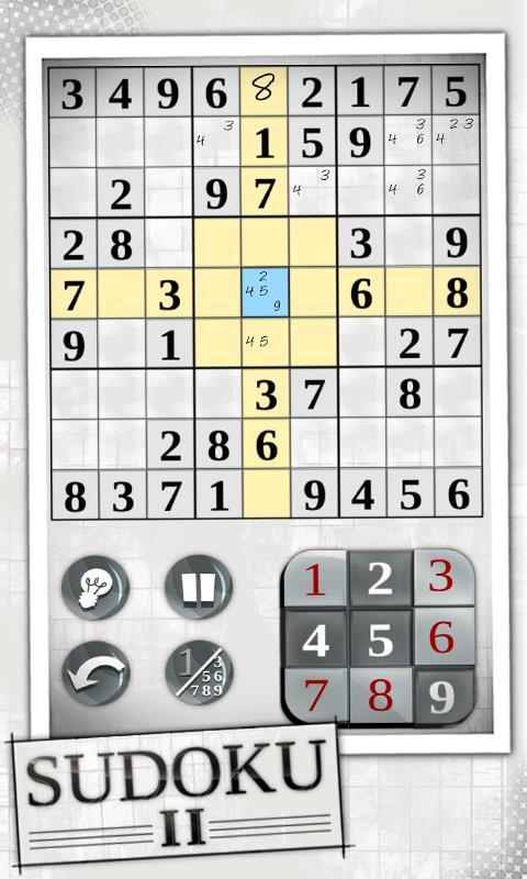 samsung mobile games sudoku