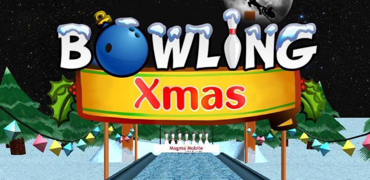 bowling xmas available on android iphone ipad ipod windows